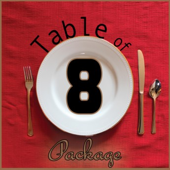 Table of 8 Package Logo
